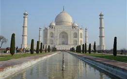 Velký okruh severní Indií - Div světa – Tádž Mahal, svatá místa hinduistů a sikhů i safari -