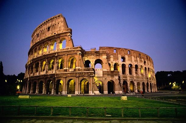 Řím a Neapolský záliv -
