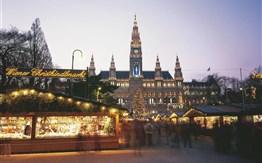 Adventní Vídeň -