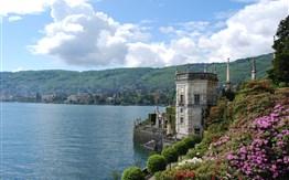Jižní Švýcarsko a italská jezera -