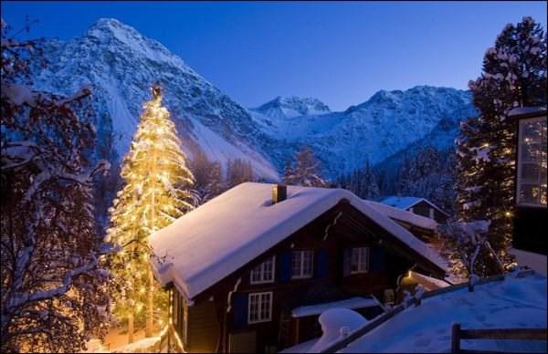 Vánoční lyžování v Rakousku - Maishofen - penzion Unterwirt -