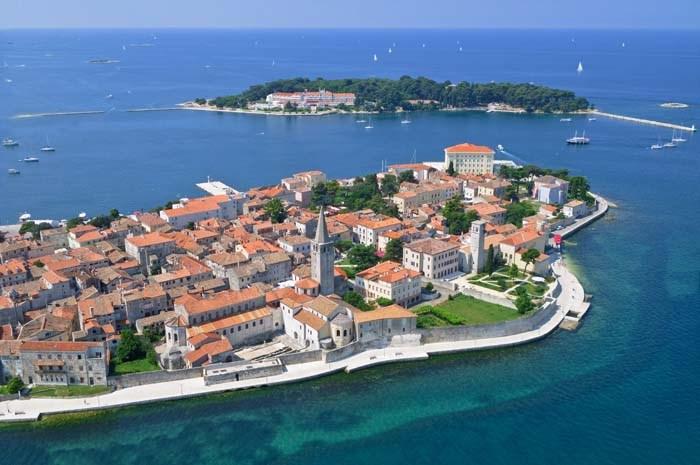 Chorvatsko - Apartmány Astra
