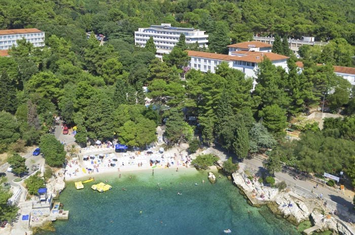 Chorvatsko - Hotel Marina