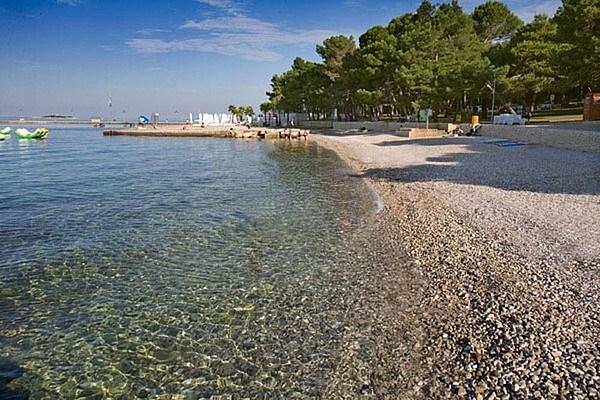 Chorvatsko - Hotel Delfín