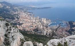 Azurové pobřeží -