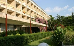 Depandance hotelu Alem -
